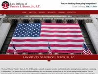 Law Offices of Patrick J Burns, Jr P C