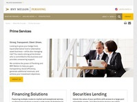 Pershing Prime Services