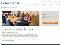 Cohen Fund Audit Services, Ltd