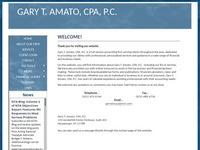 Gary T Amato, CPA P C