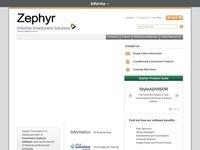 Zephyr Associates, Inc