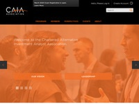 Chartered Alternative Investment Analyst (CAIA) Association