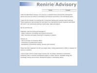 Renirie Advisory