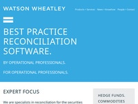 Watson Wheatley Financial Systems
