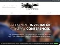Institutional Investor Conferences
