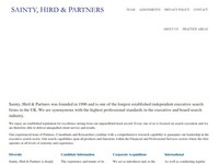 Sainty, Hird & Partners