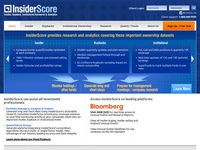 InsiderScore com