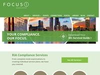 Focus 1 Associates - SEC compliance