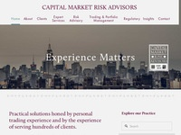 Capital Markets Risk Advisors