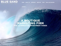 Blue Sand Securities LLC