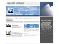 Edge Tech Ventures, Inc