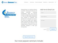 Energy Seminars Inc