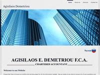Agisilaos E. Demetriou FCA